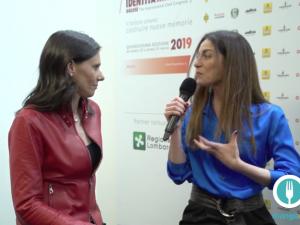 Camilla Lunelli a Identità Golose – MangiaeBevi Tivù