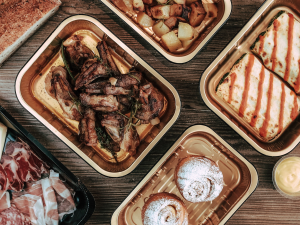 Pasqua a casa: 6 menu delivery a Brescia e in Franciacorta