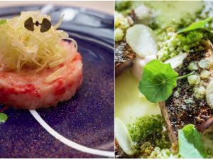 Crudo e cotto, due secondi di mare con le ricette degli chef Gennaro Russo e Luigi Salomone