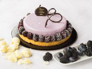 La Purple Cheesecake è il nuovo must dell'estate