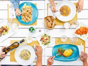 Ostia: da Il Capanno sbarcano le pizze di Pier Daniele Seu e i piatti di Simone Curti