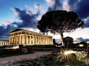 Quattro grandi chef per una sera tra i Templi di Paestum