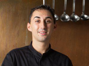 Federico Vendola, l'ambasciatore della cucina romana