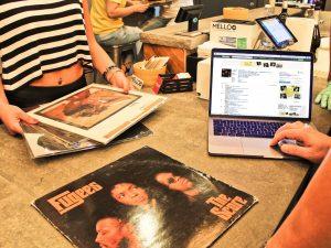 Vinyl coin: da Melloo a Firenze si può pagare la pizza con i vinili