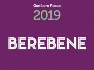 Berebene 2019: ecco i vini premiati dal Gambero Rosso