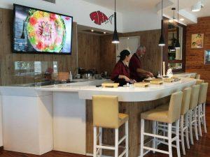 Aka Sushi, a Ostia il sushi bar firmato Red Fish