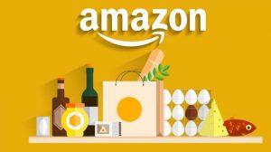 Amazon punta forte sull'eCommerce del food