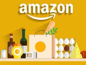 Amazon punta forte sull'eCommerce del food