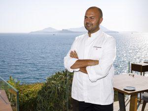 Con Angelo Carannante riparte il ristorante Caracol di Bacoli