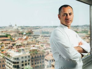 Grandi novità a Roma. Francesco Apreda lascia la cucina di Imàgo