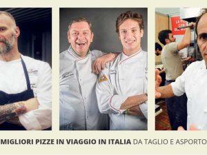 50 Top Pizza 2021: svelate le Migliori Pizze in Viaggio in Italia