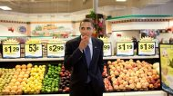 Obama al Food Innovation Summit di Milano