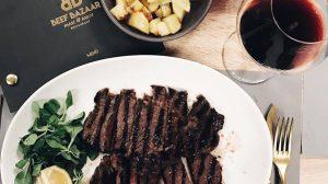 Roma: da Beef Bazaar arrivano il brunch e il sushi beef