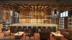 Birra del Borgo inaugura Bancone