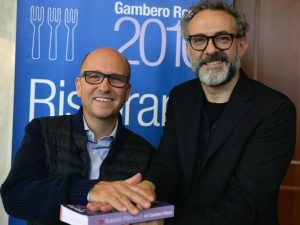 Guida Ristoranti d'Italia 2017 del Gambero Rosso