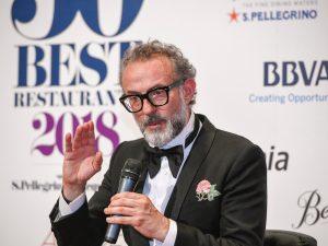 50 Best Restaurants: è di Bottura il miglior ristorante del mondo