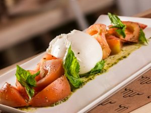 Arriva a Milano Muu Muzzarella, il locale interamente dedicato alla mozzarella di Bufala DOP