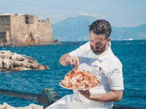 Vincenzo Capuano e la pizza a Napoli. Tra classica e contemporanea