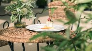 Casina Valadier riparte con Hortus, un progetto healty e green anche a tavola