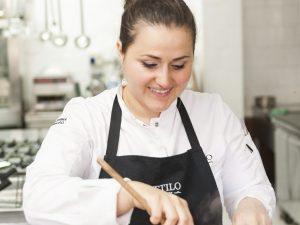 """Caterina Ceraudo: """"Un futuro più consapevole nel mondo ristorazione"""""""