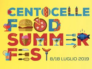 Centocelle Food Summer Festival, al via la gustosa kermesse dell'estate
