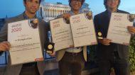 Il Concour Mondial de Bruxelles a Roma, con i vini italiani medagliati