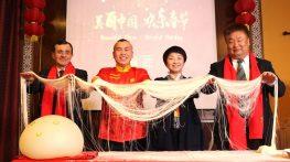 4/4   Quando il Cibo Unisce: Italia, Egitto e Cina festeggiano il Capodanno del Sol Levante inaugurando la Via della Seta gastronomica