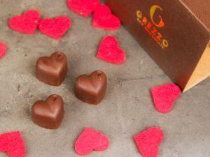 Cuori di cioccolato morbido: la ricetta golosa per San Valentino