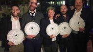 Best Plate Challenge 2017: vince Gabriele Vannucci