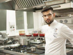 Chef Dario Pisani. La cucina accogliente dei Tre Cristi di Milano
