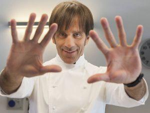 Davide Oldani, l'inventore della cucina pop