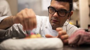 Fusion bar e pizze gourmet al Roman Luxury Hotel