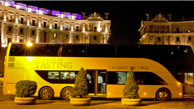 Drive Me Tasting: il bus del gusto con Marco Bottega
