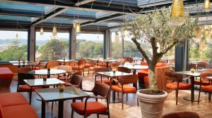 Independence Day sul rooftop dell' Hotel Eden