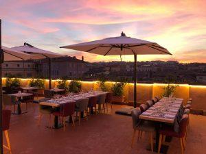 Ego Bistrot. Vista mozzafiato e piatti gourmet nel cuore di Roma