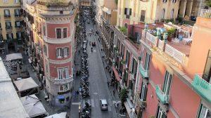 Sancta Sanctorum, 3 piani gourmet nel lusso di Napoli