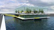 Floating Farm: la fattoria galleggiante di Rotterdam