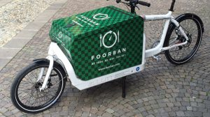 Foorban: il pranzo a domicilio per chi non ha tempo di muoversi