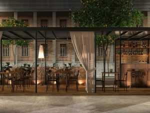 Sassari: il ristorante Trigu cambia volto e punta alle stelle