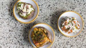Gialle&Co: a Milano le baked potato all'italiana