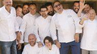 Uno per uno, i menu dei 13 super chef di Taste of Roma