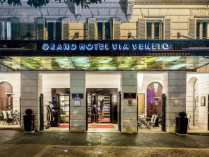 Natale al Grand Hotel Via Veneto (e al ristorante Magnolia)