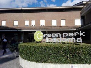 Hotel Green Park Madama: oasi verde con spa tra i monti di Tivoli