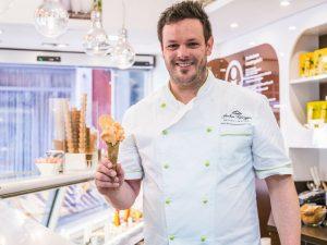 Ai Restaurant Awards il gelato sarà di…vino con Gunther Rohregger