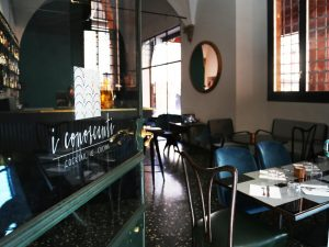 I Conoscenti, il nuovo bistrot sotto i portici di Bologna