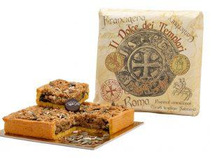 Ricetta del giorno: il dolce dei Templari di Claudio Gatti