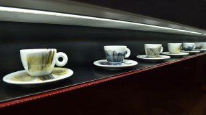 Illy Caffè in via Monte Napoleone a Milano