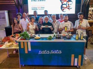 """""""Cotto e Parlato, Conversazioni in Cucina"""", continuano i cooking talk show d'estate con i grandi chef"""