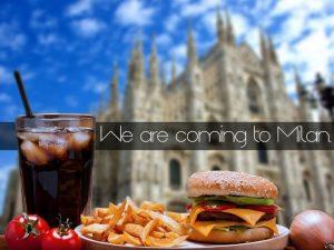 International Street Food Parade fa tappa a Milano