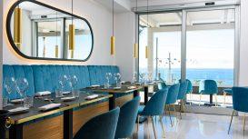 Cosa si mangia da Litho55, il nuovo ristorante di design vista Capri